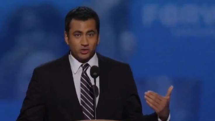 My Four Letter Word is 'Vote': Celebrity Speaker Kal Penn Addresses the DNC